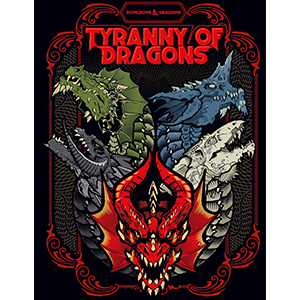 Books - Dungeons and Dragons Tyranny of Dragons