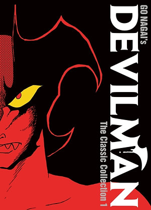 Devilman The Classic Collection Vol. 1