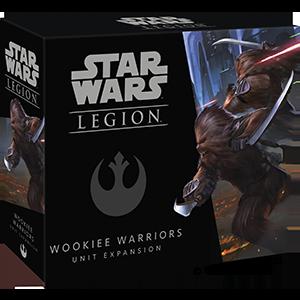 Star Wars Legion - Rebel - Wookiee Warriors Unit Expansion
