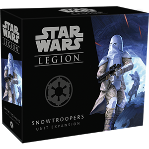 Star Wars Legion - Empire - Imperial Snowtroopers Unit Expansion