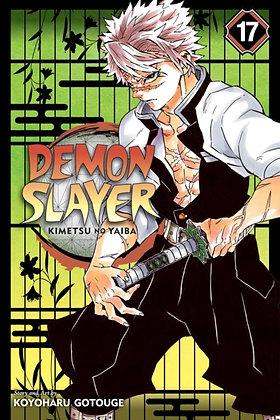 Demon Slayer Vol 17