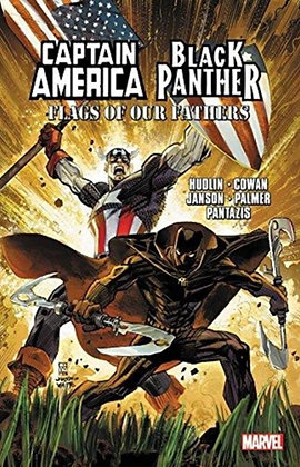 Captain America / Black Panther - Flags of Our Fathers