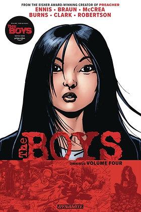 Boys, The. Vol 4 Omnibus
