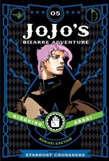 JoJo's Bizarre Adventure: Part 3 Stardust Crusaders, Vol. 05