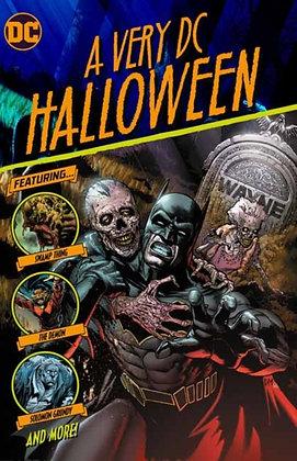 DC Halloween, A Very