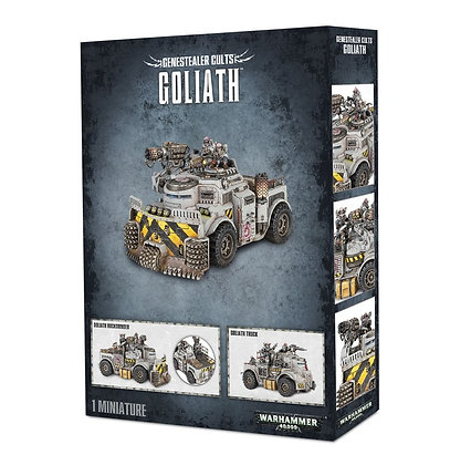 Genestealer Cults - Goliath