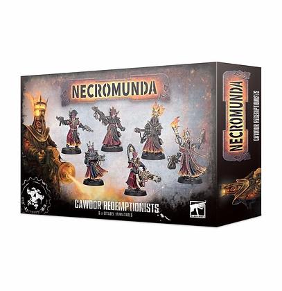 Necromunda - Cawdor Redemptionists