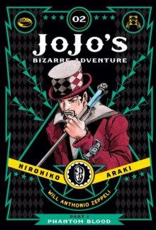 JoJo's Bizarre Adventure: Part 1 Phantom Blood, Vol. 2