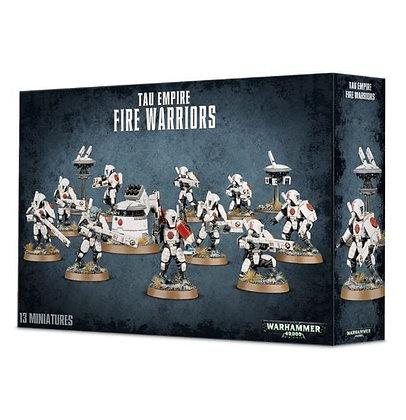T'au - Fire Warriors - Tau
