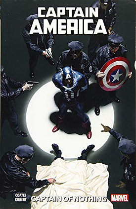 Captain America - Captain of Nothing