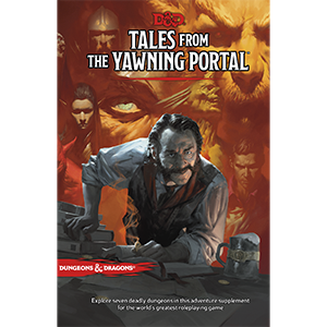 Books - Dungeons & Dragons Tales of the Yawning Portal