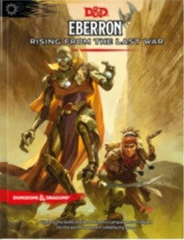 Books - Dungeons & Dragons Eberron Rising from the Last War