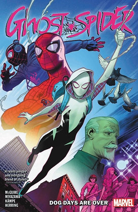 Ghost Spider (2019) Vol 1 - Dog Days Are Over