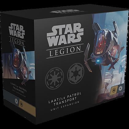 Star Wars Legion - Neutral - LAAT/le Patrol Transport Unit Expansion