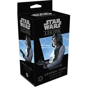 Star Wars Legion - Empire - General Veers Commander Expansion