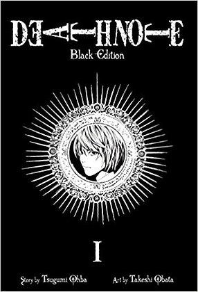Death Note Black Edition, Vol 1