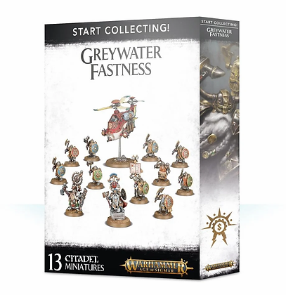 Age of Sigmar - Start Collecting - Greywater Fastness