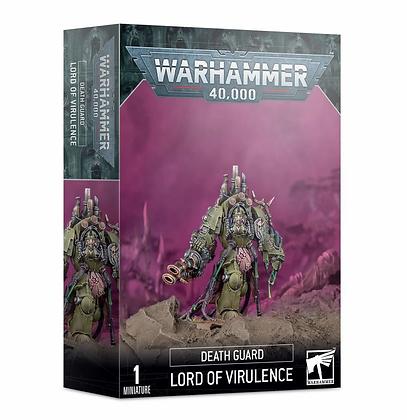 Death Guard - Lord of Virulence
