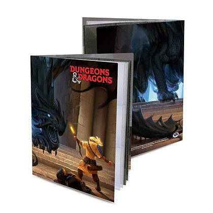 D&D Character Folio - Shadow Dragon