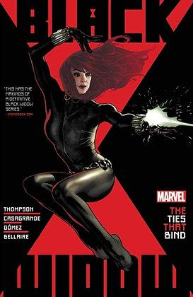 Black Widow Vol 1 The Ties That Bind