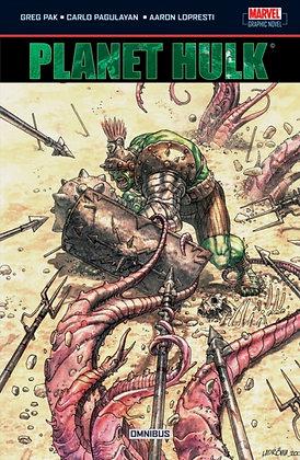 Hulk - Planet Hulk Omnibus