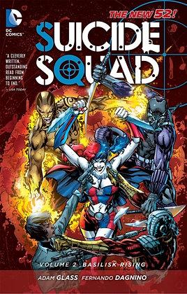 Suicide Squad ( New 52 ) Vol 2 Basilisk Rising