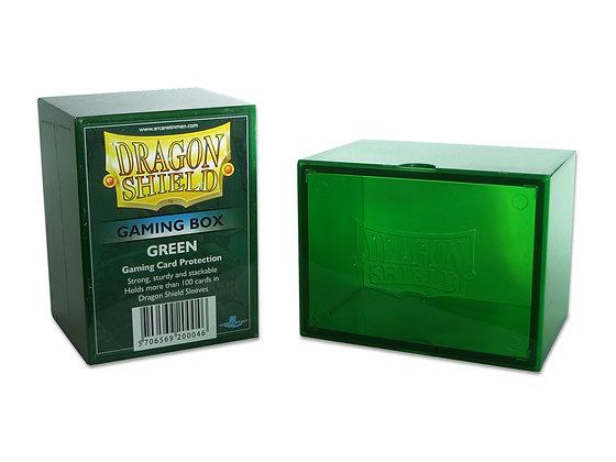 Deck Box Dragon Shield - StrongBox Green