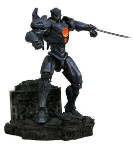 Pacific Rim Uprising - Gipsy Avenger  PVC Diamond Gallery Statue