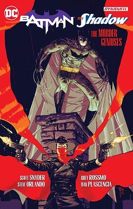 Batman / The Shadow - The Murder Geniuses