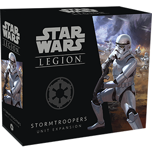 Star Wars Legion - Empire - Stormtroopers Unit Expansion