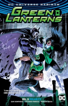 Green Lanterns (Rebirth) Vol 3 - Polarity