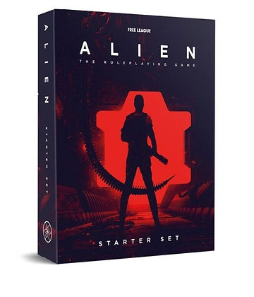 Alien - The Roleplaying Game - Starter Set
