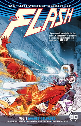 Flash, The (Rebirth) Vol 03