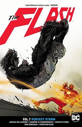 Flash, The (Rebirth) Vol 07 - Perfect Storm