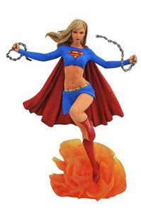 Supergirl PVC Diamond Gallery Statue