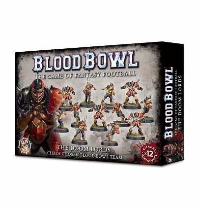 Blood Bowl Team - Chaos Chosen