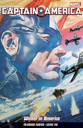 Captain America - Winter in America