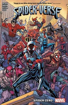 Spiderverse - Spider Zero