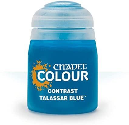 Contrast - Talassar Blue 18ml