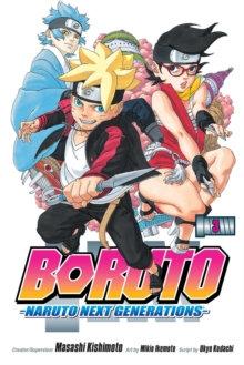 Boruto : Naruto Next Generations Vol 3