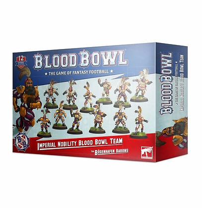 Blood Bowl Team- Imperial Nobility