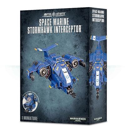 Space Marines - Stormhawk Interceptor
