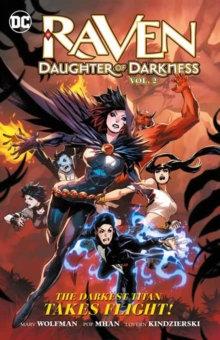 Raven Daughter of Darkness Volume 2