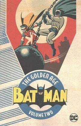 Batman Golden Age Vol 2