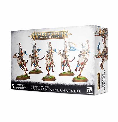 Lumineth Realm Lords - Hurakan Windchargers