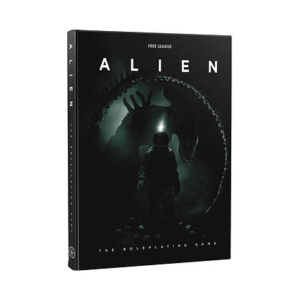 Alien - The Roleplaying Game - Core Rule Book