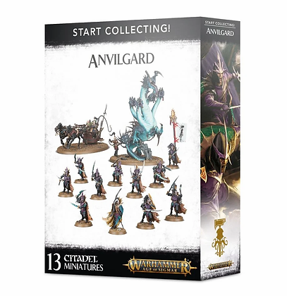Age of Sigmar - Start Collecting - Anvilgard