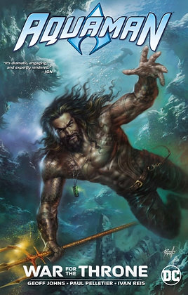 Aquaman War for the Throne