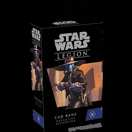 Star Wars Legion - Separatist Alliance - Cad Bane Operative Expansion