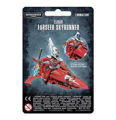 Craftworlds - Aeldari Farseer / Warlock Skyrunner
